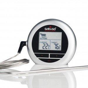 Grillngo - Trådløst stegetermometer