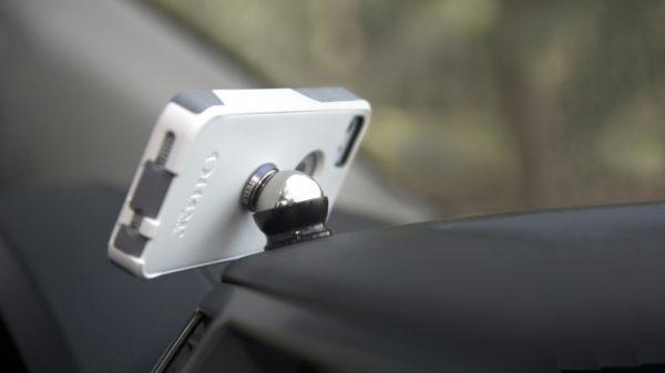 Steelie Car Mount - smartphoneholder til bilen
