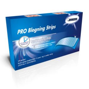 Tandblegning Strips