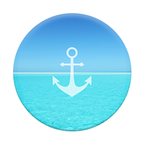 Image of   Popsockets Anchor Ocean