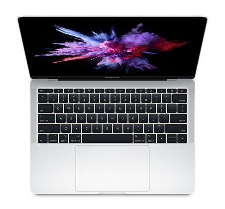 "Image of   Apple MacBook Pro Retina 2.3GHz 8GB 128GB SSD 13"" Silver"