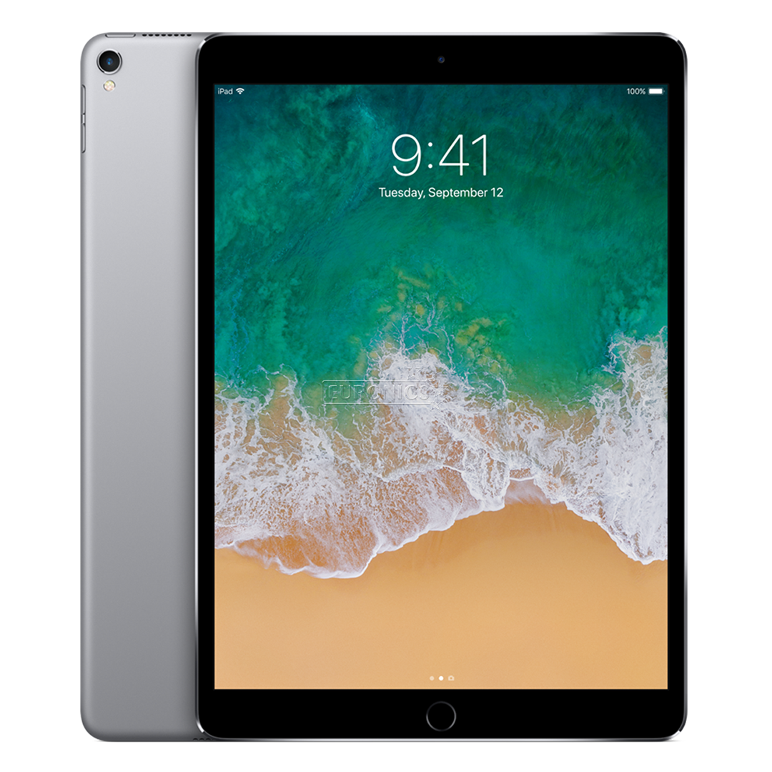 "Image of   Apple iPad Pro 10.5"" (2017) 64GB Wifi SpaceGrey"