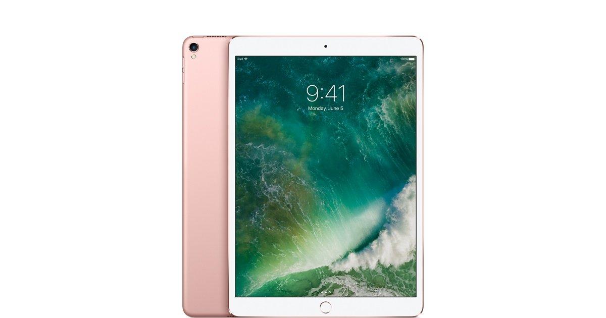 "Image of   Apple iPad Pro 10.5"" (2017) 64GB Wifi Rose Gold"