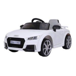 Audi TT RS El-bil - Hvid