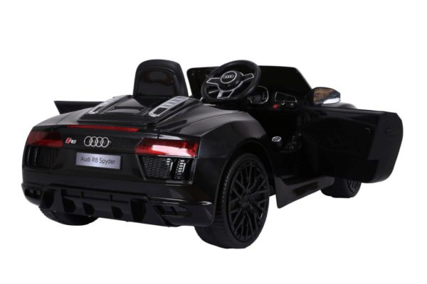 Audi R8 elbil
