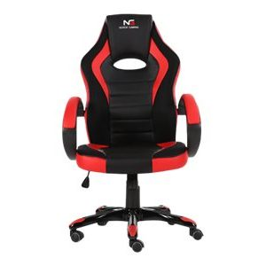gaming stol rød nordic gaming