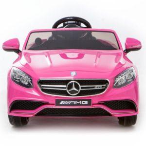 Mercedes el-bil - S63 Pink