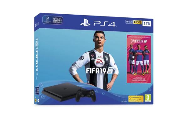 Playstation 4 + FIFA 19