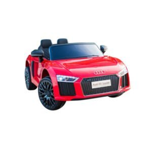 Audi R8 Spyder El-bil - Rød