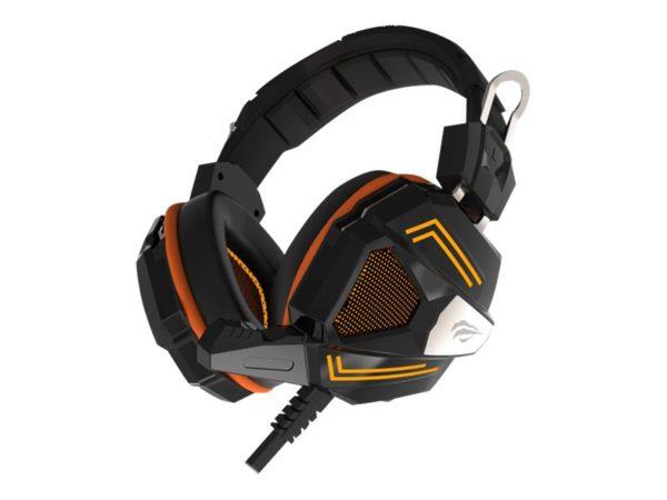 Havit Gaming Headset 7.1 - Sort/Orange