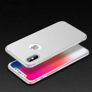 iPhone X Mat Soft Cover - Klart