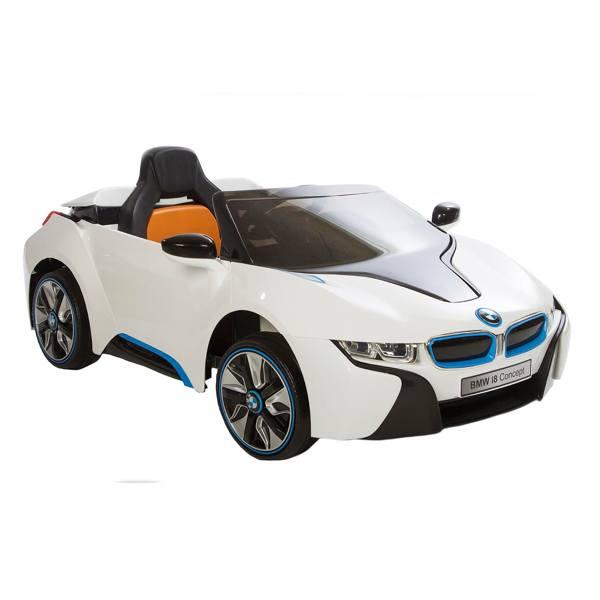 Image of   BMW i8 El-bil