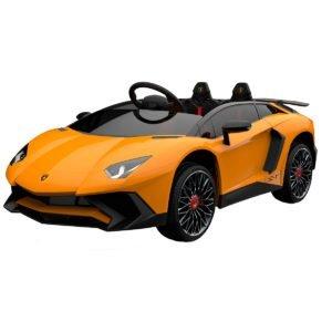 Lamborghini El-bil - Aventador Orange