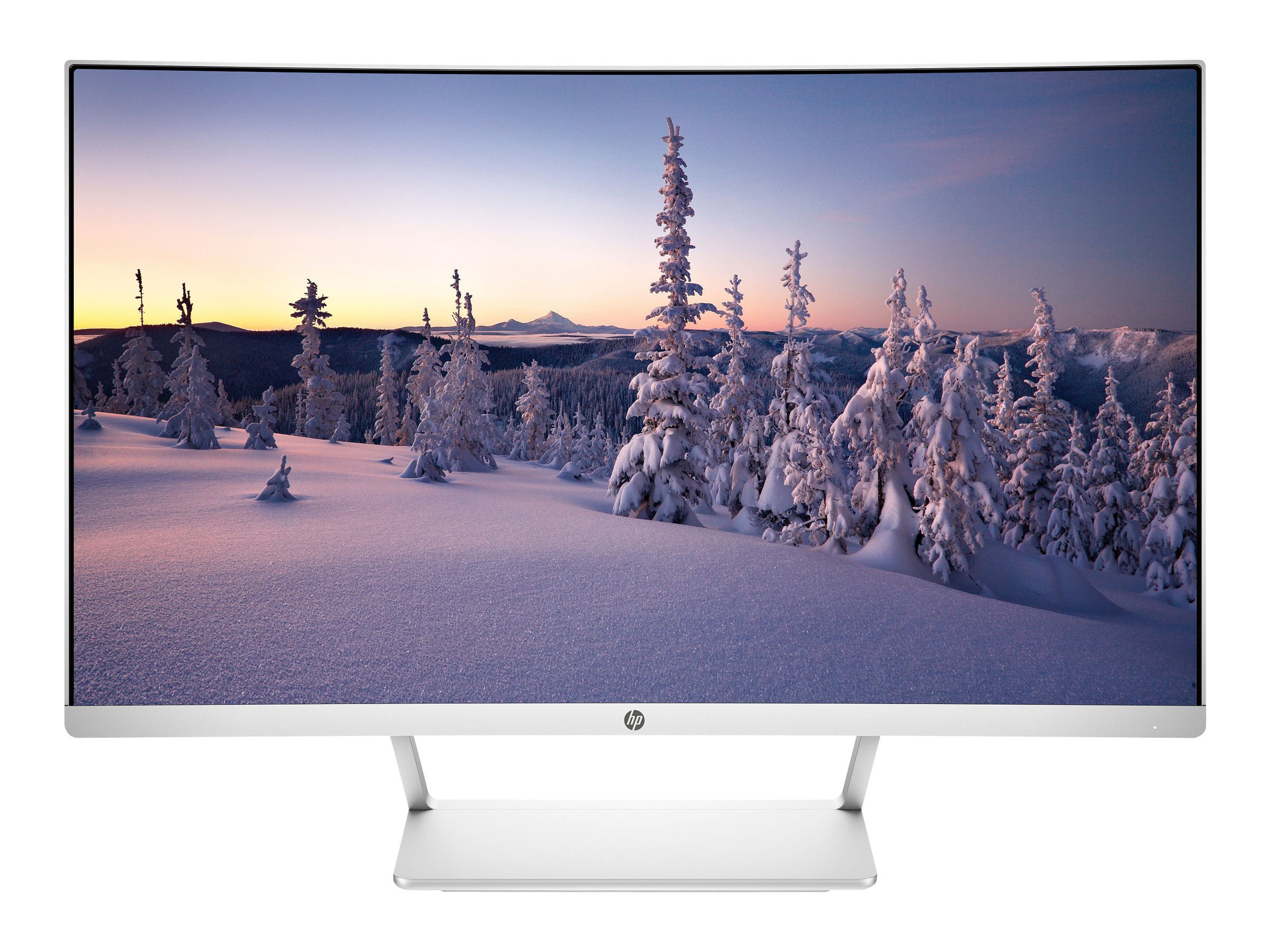 Image of   HP 27 Curved 27""