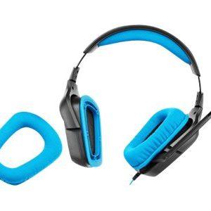 Logitech Headset - Blå/Sort