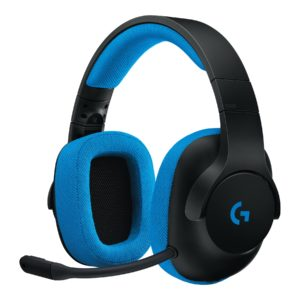 Logitech Gaming Headset - Blå/Sort