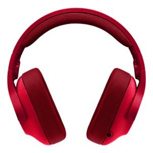 Logitech Gaming Headset - Rød
