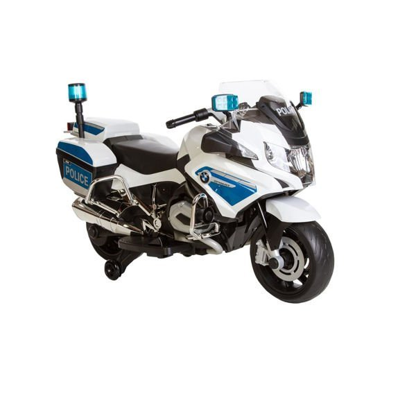 Image of   BMW POLICE MOTORCYCLE 12V