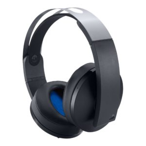Sony Platinum Wireless Headset Trådløs - Sølv/Sort