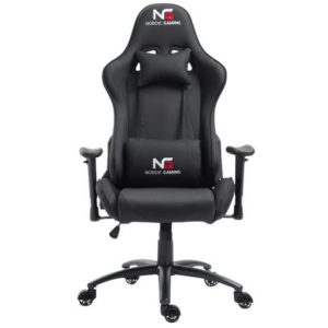 Nordic Gaming Racer Gamer Stol - Sort