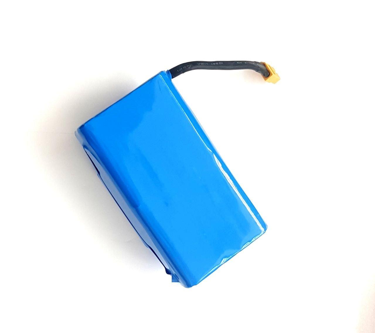 Billede af Segboard batteri