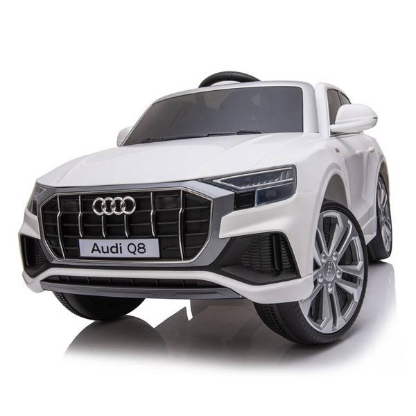 Image of   AUDI Q8 WHITE EL-Bil