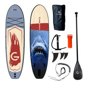 GoRunner SUP Paddleboard